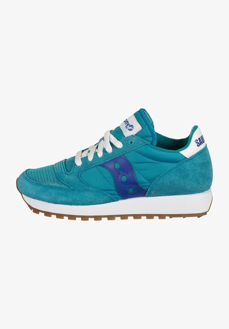 Saucony - JAZZ VINTAGE - Sneakers laag - cap/blue