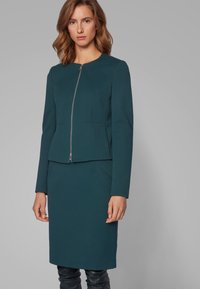 BOSS - JAXINE - Blazer - dark green - 0