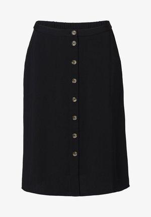 PARIS - A-line skirt - black