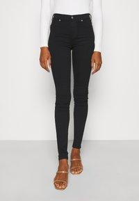 Dr.Denim Tall - PLENTY - Jeans Skinny Fit - black - 0