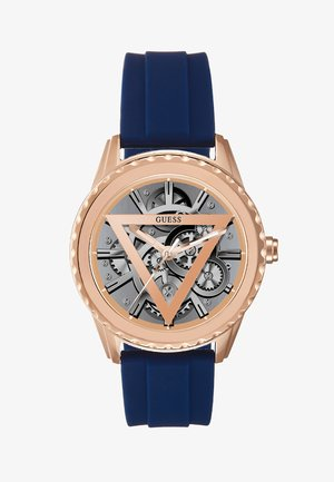 SMART WATCH - Smartwatch - rose gold-coloured/blue