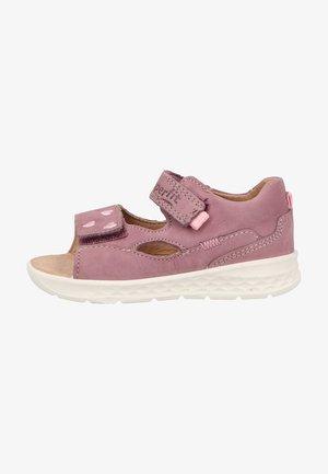 Sandals - lila/rosa