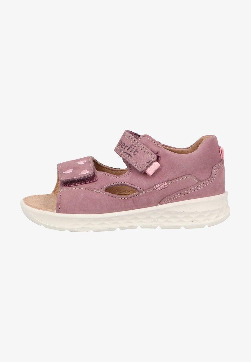 Superfit - Sandals - lila/rosa