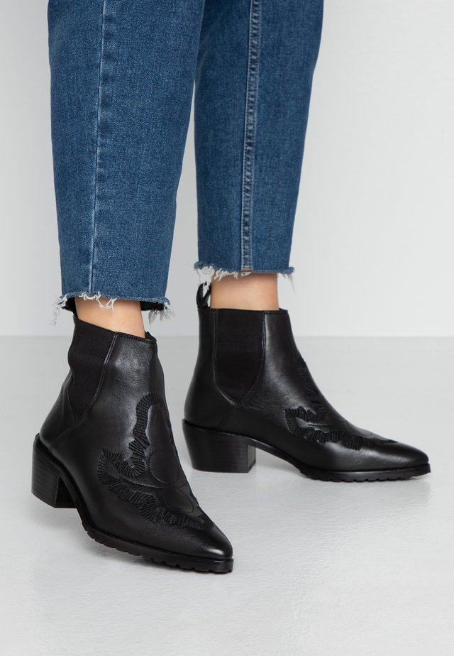 BILBAO - Ankle boots - black
