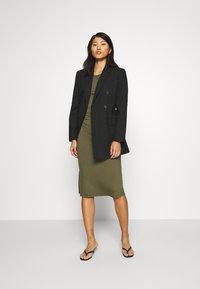 Anna Field - Shift dress - olive - 1
