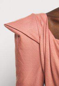 Vivienne Westwood - ELIZABETH DRESS - Jersey dress - dusty pink - 9