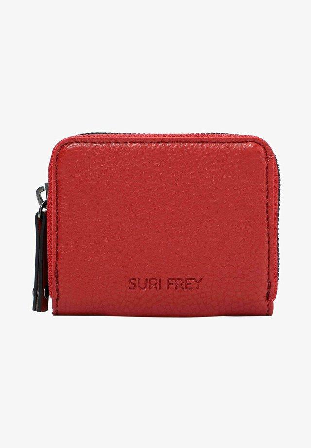 BRITTNEY - Wallet - red