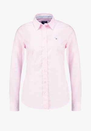 Button-down blouse - light pink