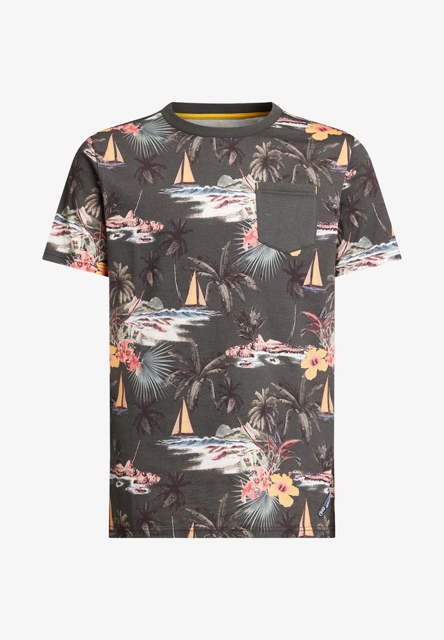 MET DESSIN - T-shirt print - all-over print