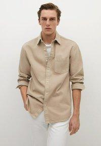 Mango - JAZZ - Shirt - beige - 0