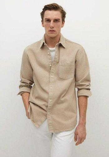 JAZZ - Camisa - beige