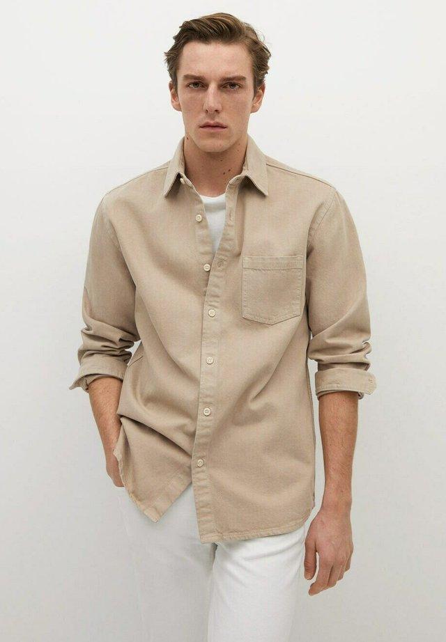 JAZZ - Shirt - beige