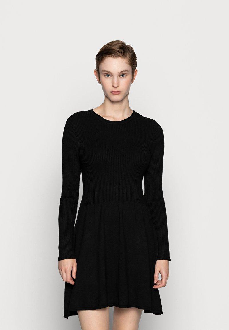 ONLY - ONLALMA  - Jumper dress - black