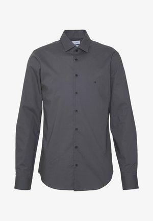 STRETCH SLIM - Kostymskjorta - grey