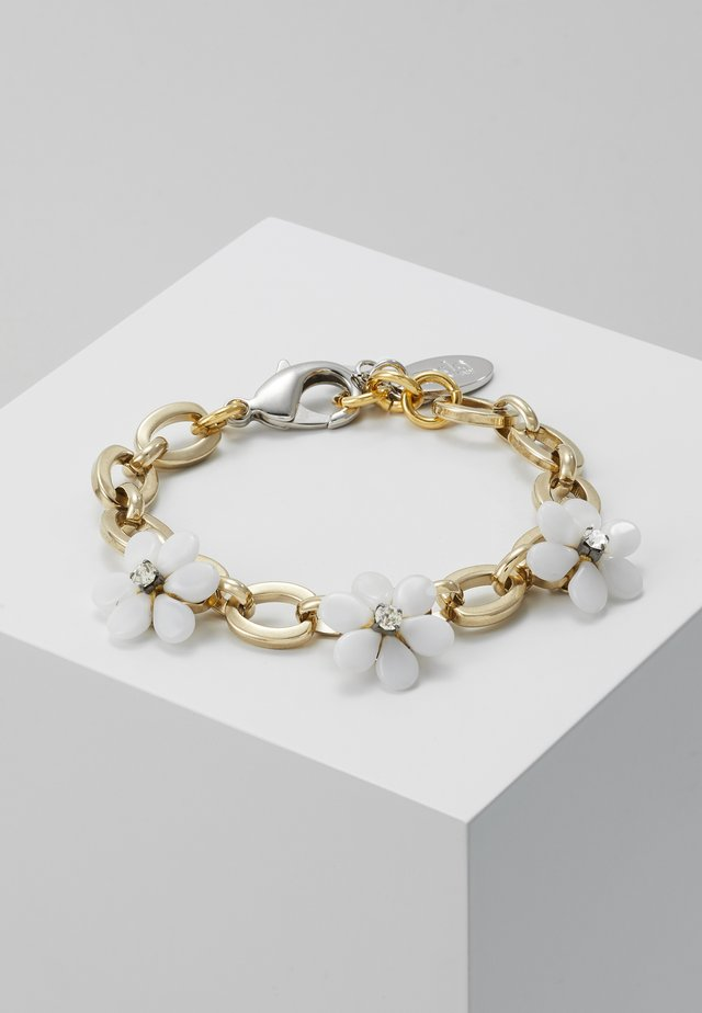 BRACELET - Armbånd - white