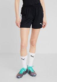 Puma - LIGA  - Sports shorts - black/white - 0