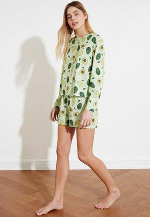 SET - Pyjamas - green