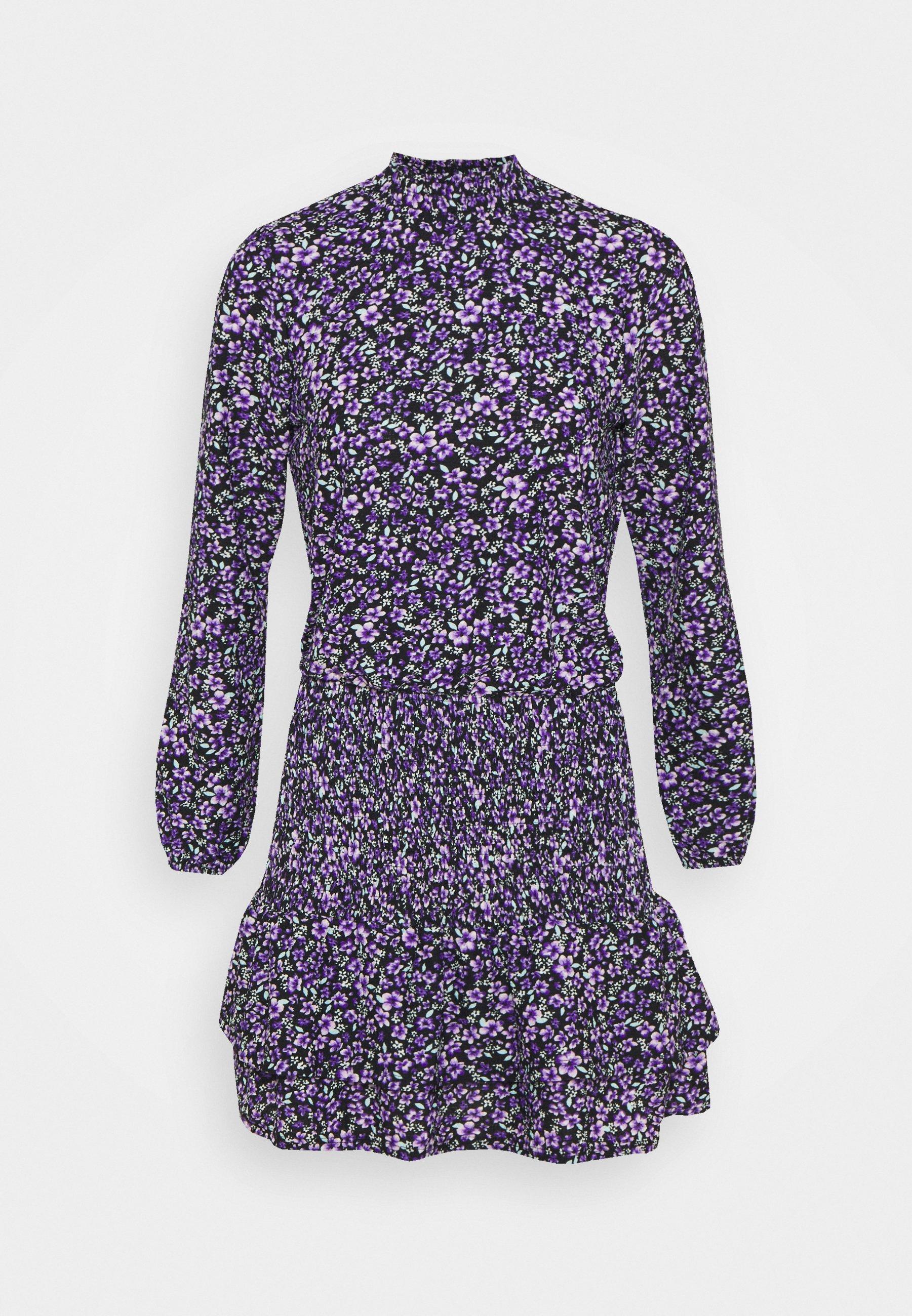 Women RUFFLE DRESS - Day dress