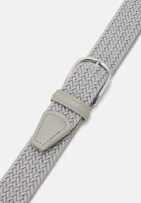 Anderson's - STRECH BELT - Belt - light grey - 3