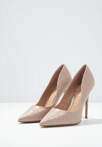 Head over Heels by Dune - AIMEES - Lodičky na vysokém podpatku - nude - 4