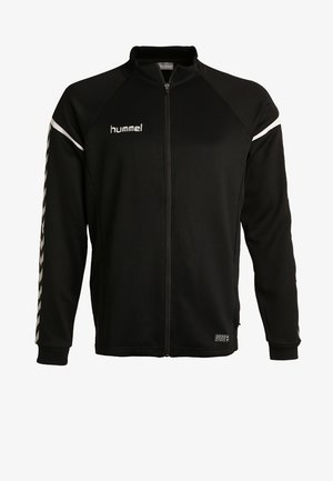 AUTH CHARGE ZIP - Training jacket - black