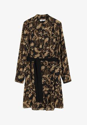 Denní šaty - marrone