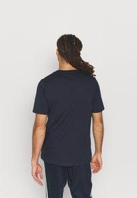 adidas Performance - ESSENTIALS - T-shirts basic - legend ink - 2