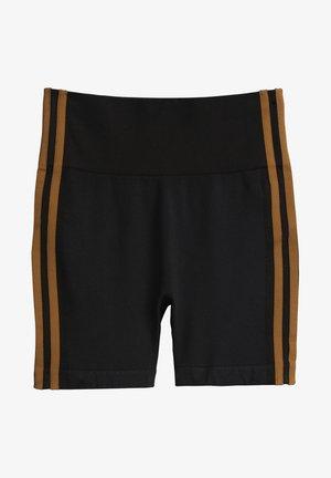 IVY PARK HIGH-WAISTED SHORTS - Shorts - black
