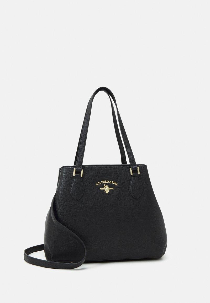 U.S. Polo Assn. - STANFORD SMALL - Handbag - black