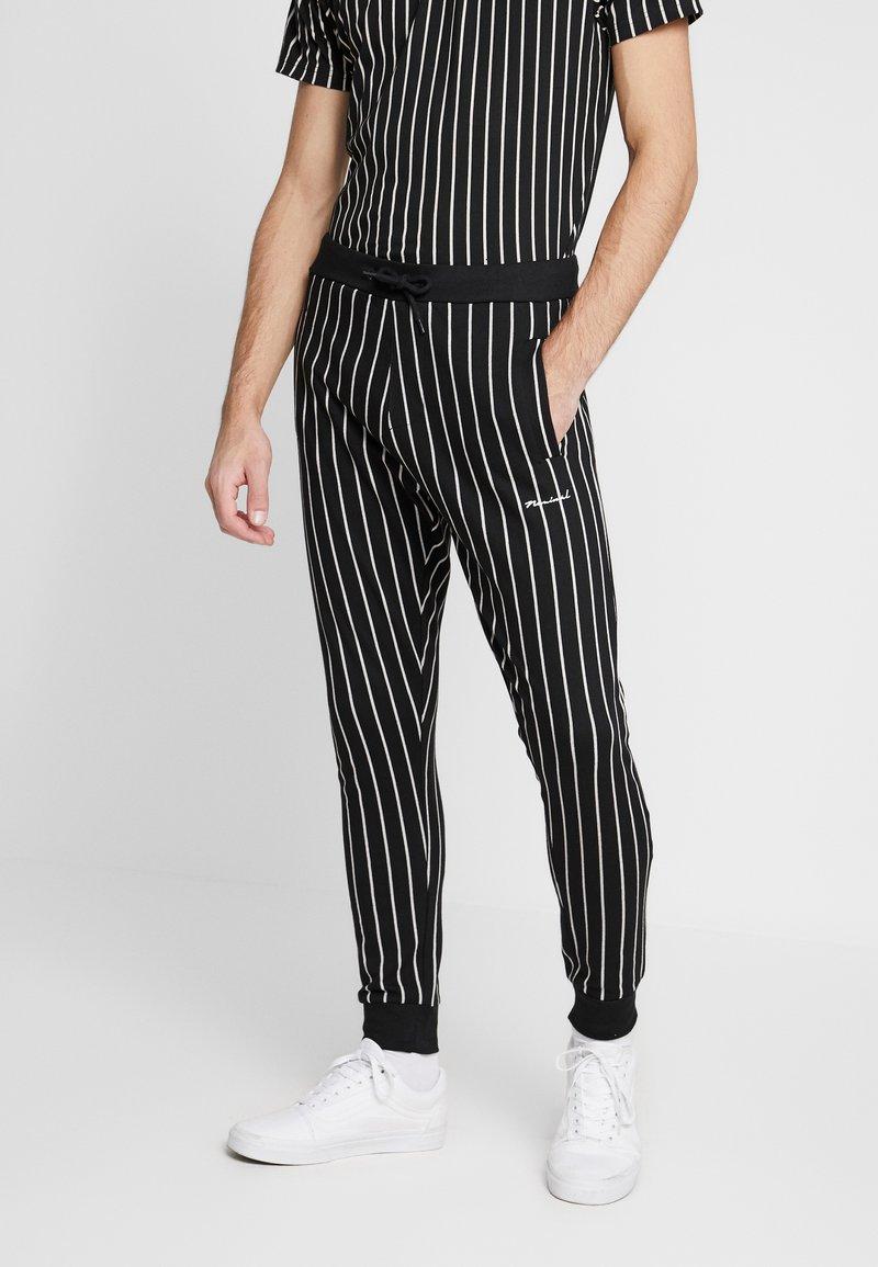 Nominal - GHAZNI - Teplákové kalhoty - black
