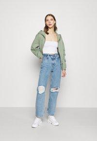 Even&Odd - Jeans straight leg - light blue denim - 1