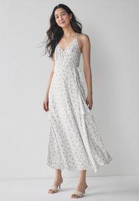 Next - Maxi dress - white - 1