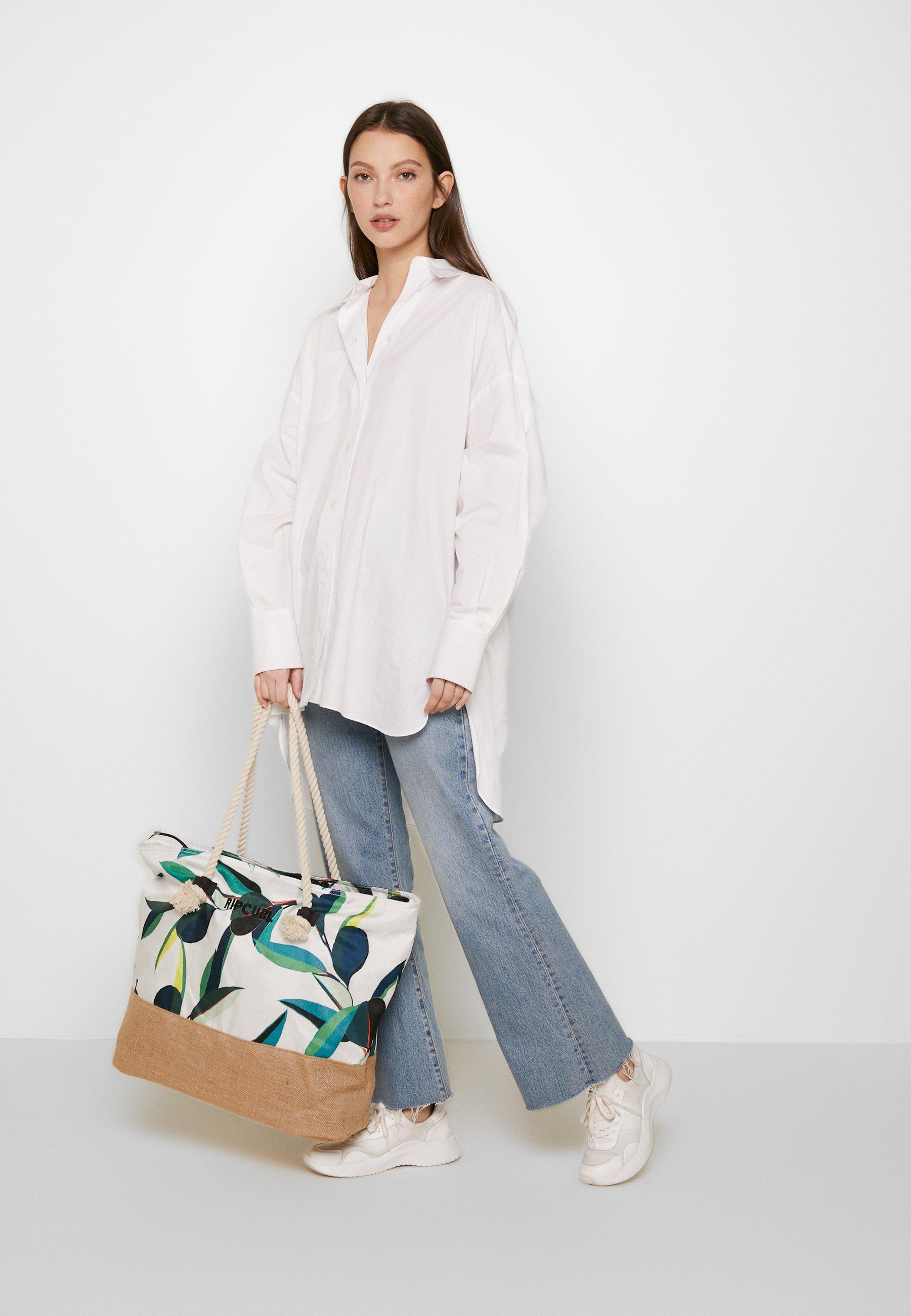 Rip Curl PALM BAY TOTE Shoppingveske white Zalando.no