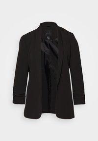 New Look - NAPLES RUCHED - Sportovní sako - black - 3