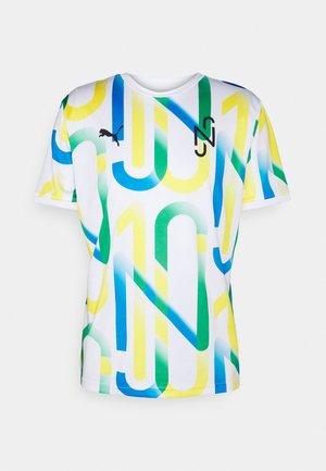 NEYMAR JR COPA GRAPHIC - T-shirt con stampa - white