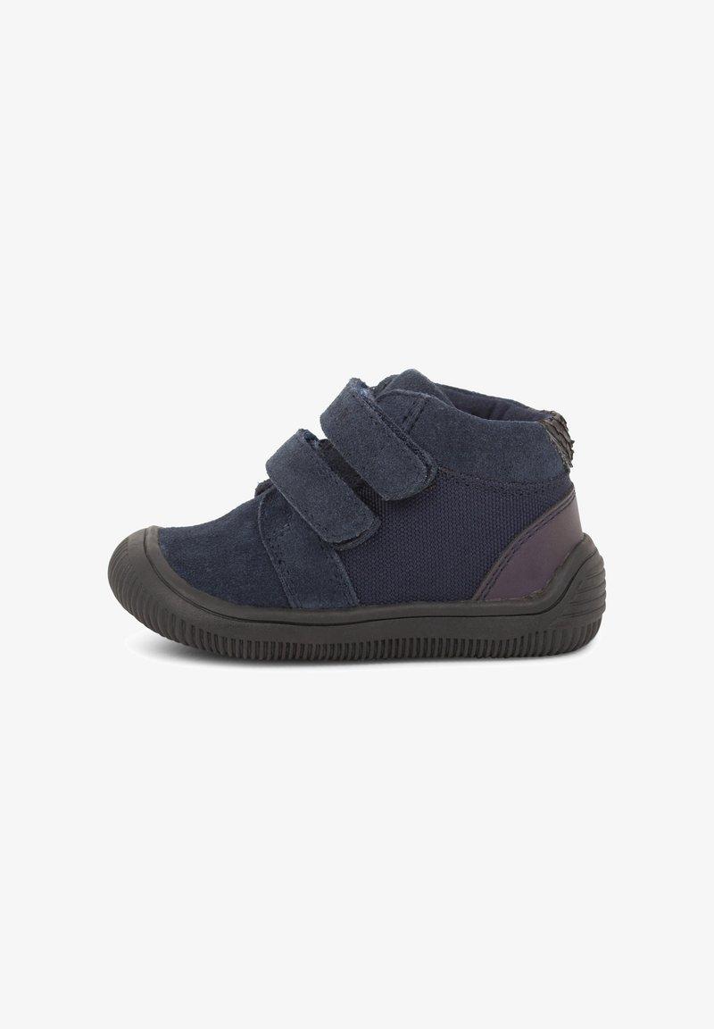 Woden - TRISTAN REFLEX - Baby shoes - blau