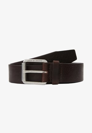ROLAN - Belt - dark brown