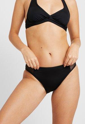 MIA BEACH CLASSIC BRIEF - Bikini bottoms - black