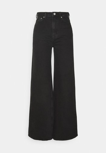 ACE - Flared Jeans - almost black