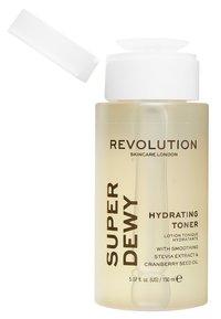 Revolution Skincare - DEWY SKIN TONER - Tonico viso - - - 1