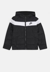 Nike Sportswear - FILLED JACKET - Vinterjakke - black - 0