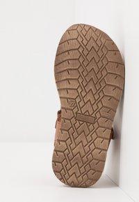 Froddo - DAROS MEDIUM FIT - Sandals - brown - 5