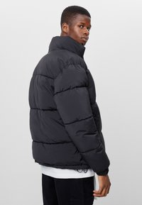 Bershka - Winter jacket - black - 2