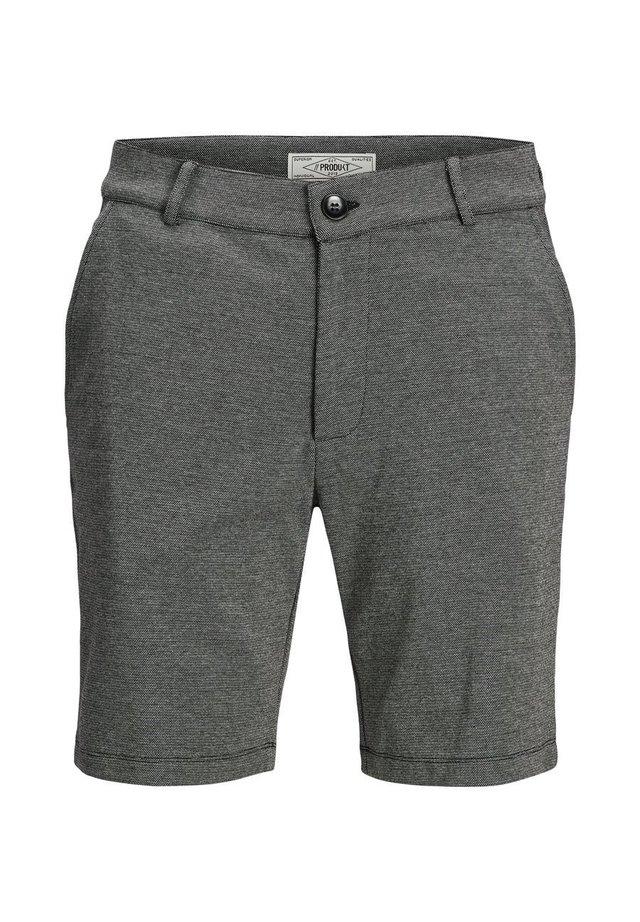 KLASSISCHE - Shorts - dark grey melange