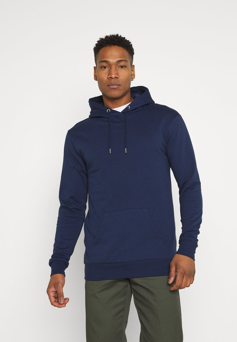 Newport Bay Sailing Club - CORE HOOD - Hoodie - navy