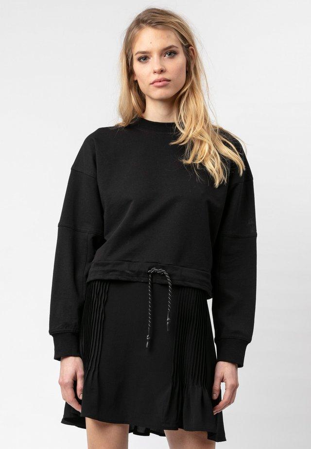 ILLUMINATION - Sweatshirt - jet black