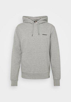 LORETTO HOODIE - Sweatshirt - grey melange