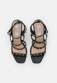 Steven New York - RILEY - Sandals - black - 5