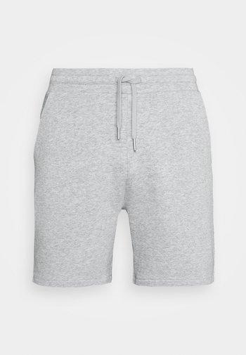 DURRINGTON - Szorty - light grey marl