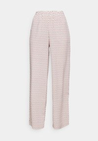 DKNY - Trousers - sunkiss bitter chocolate multi - 4